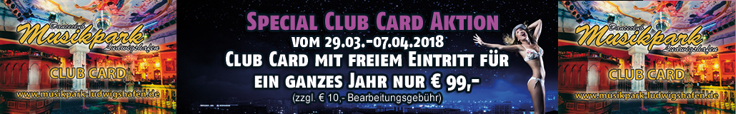 09.03.18 - Club Card Aktion